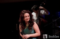 Performing @ Berklee's Discover 2 Concert